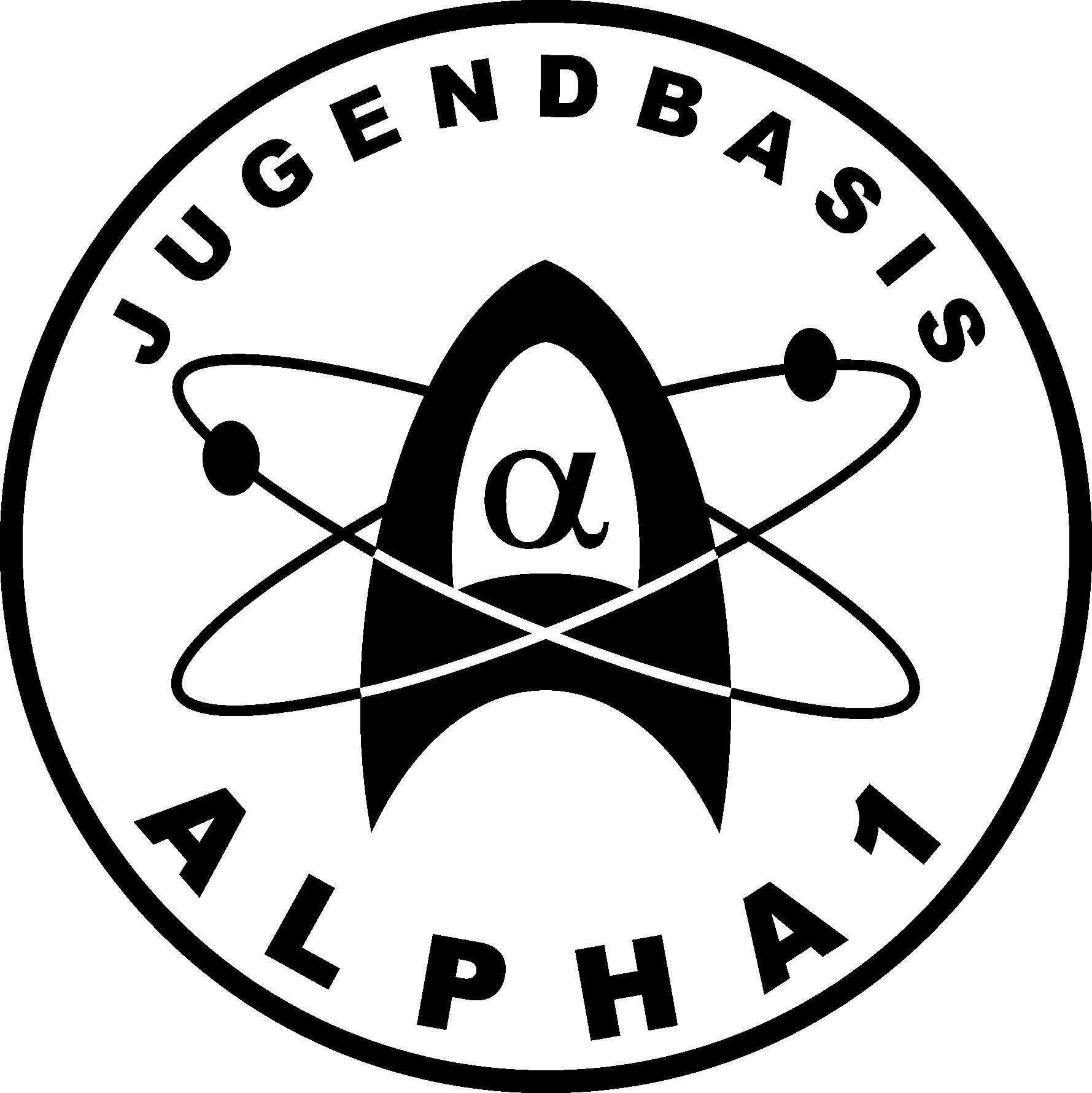 Alpha LOGO_schwarz_transparent