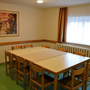 Kranzhaus Seminarraum